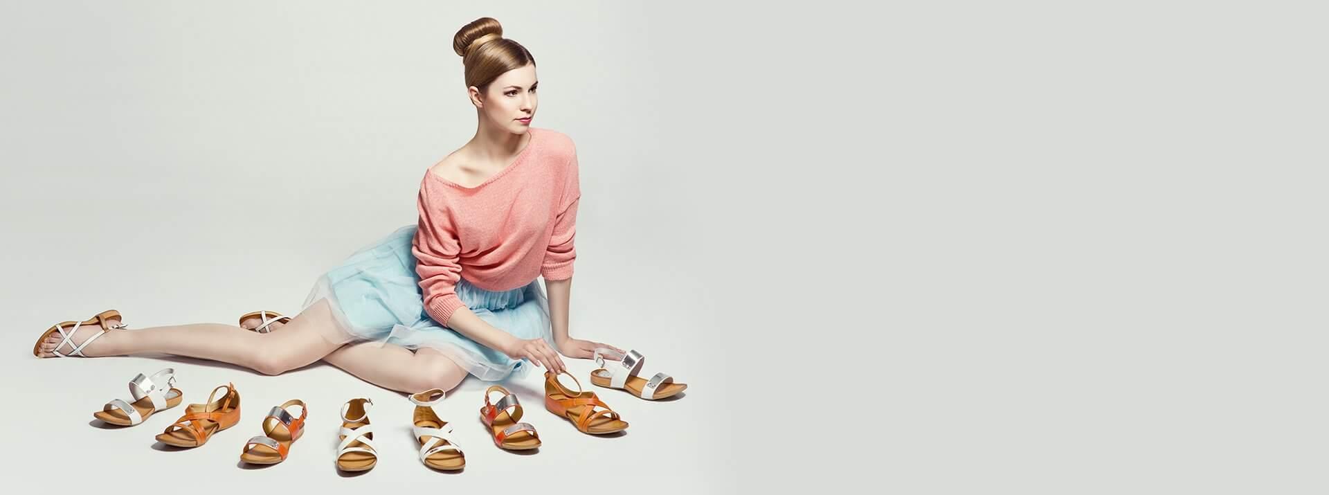 сандали и чехли
