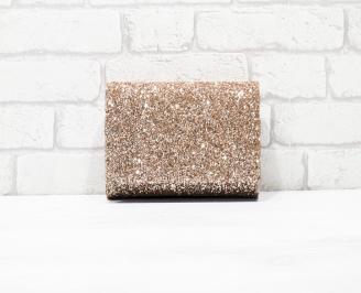 Абитуриентска чанта брокат/розов JQZE-26157