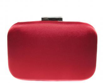 Абитуриентска чанта  червен текстил YGJR-20868