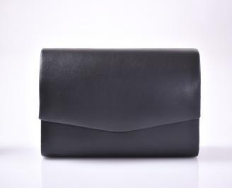 Абитуриентска чанта еко кожа черна KJVJ-1013435