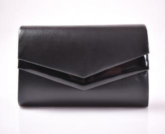 Абитуриентска чанта еко кожа черен YVVW-1013469