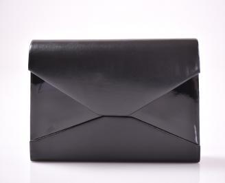 Абитуриентска чанта еко кожа черен LLKY-1013472