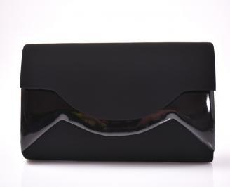 Абитуриентска чанта еко набук черен JHRS-1013480