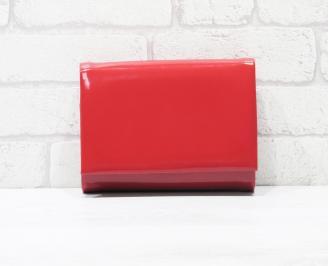 Абитуриентска чанта еко кожа /лак червена KKYF-25768