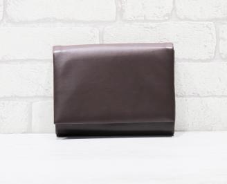 Абитуриентска чанта еко кожа бордо IDZU-25771