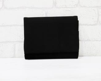 Абитуриентска чанта еко кожа /лак черна PZZZ-25775