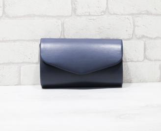 Абитуриентска чанта еко кожа тъмно синя HHAY-25894