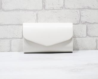 Абитуриентска чанта еко кожа бежова UENE-25901