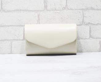 Абитуриентска чанта еко кожа бежова TBMU-25902