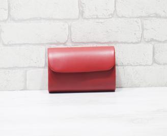 Абитуриентска чанта еко кожа червена IDFJ-25911