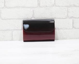Абитуриентска чанта еко кожа/лак бордо HGYG-25912
