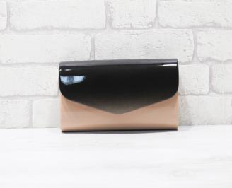 Абитуриентска чанта еко кожа /лак пудра TCFC-25918
