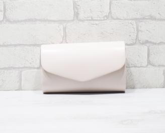 Абитуриентска чанта еко кожа /лак розова ZGXS-25920