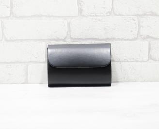 Абитуриентска чанта еко кожа черна KXBE-25925