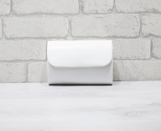 Абитуриентска чанта еко кожа бяла YOMO-25932
