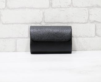 Абитуриентска чанта еко кожа черна FXPB-25937
