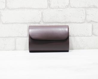 Абитуриентска чанта еко кожа бордо MNYB-25956
