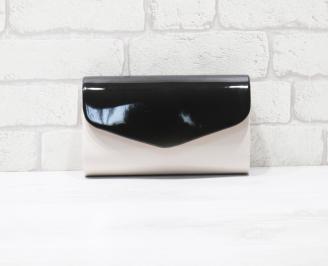 Абитуриентска чанта еко кожа /лак розова IUGW-25959