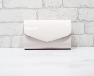 Абитуриентска чанта еко кожа /лак розова PAUJ-25962