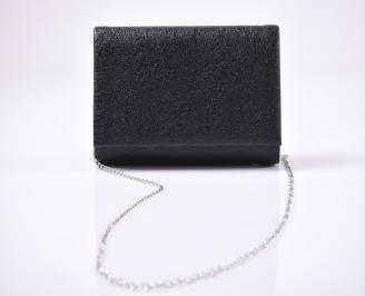 Абитуриентска чанта еко кожа/черна LETV-26151