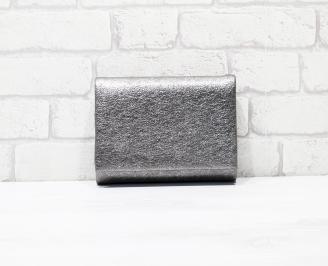 Абитуриентска чанта еко кожа/сива CWNV-26158