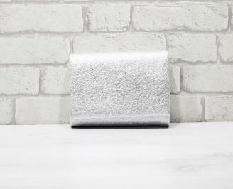 Абитуриентска чанта еко кожа/сребриста BUKJ-26160