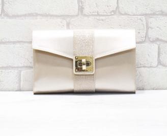 Абитуриентска чанта сатен пудра WLYF-26638