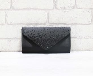 Абитуриентска чанта сатен черна MLGU-26643