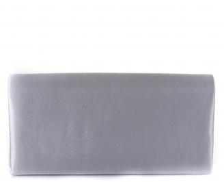 Абитуриентска чанта сатен сива ETSR-16466