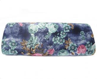 Абитуриентски чанти сатен цветя ZLTU-11136