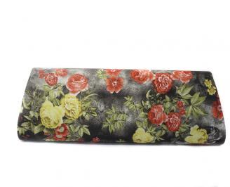 Абитуриентски дамски чанти текстил цветя MSYD-11610