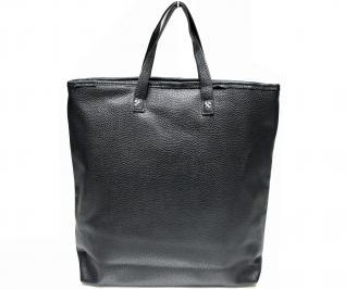 Дамска чанта еко кожа черна ACQJ-21769