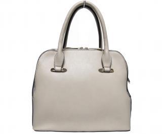Дамска чанта еко кожа бежова UEAK-21798