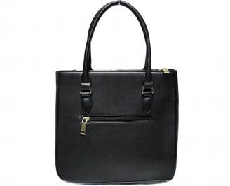 Дамска чанта еко кожа черна XTTO-22411