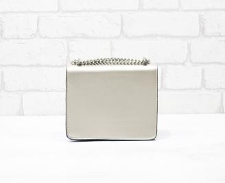 Дамска чанта еко кожа златиста AJRZ-26326