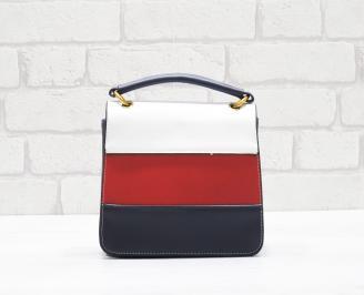 Дамска чанта еко кожа шарена HYSE-26352