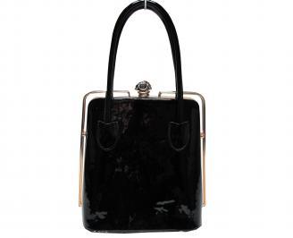 Дамска чанта еко кожа/лак KMTT-17976