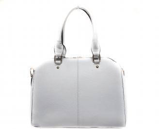 Дамска чанта еко кожа бяла EGPR-19945