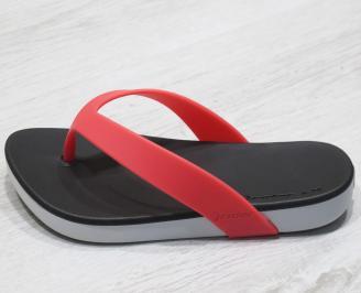 Дамски  чехли Ipanemа червени AUCJ-24356