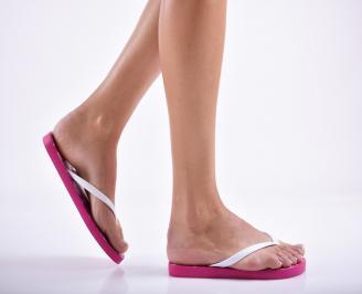 Дамски чехли розови BZZS-27286