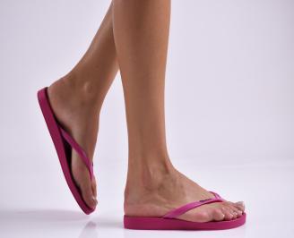 Дамски чехли розови OHVY-27332