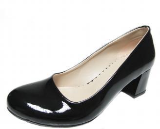 Дамски елегантни обувки еко лак SWOD-19972