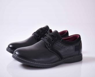 Дамски ежедневни обувки черни  HLJS-1015936
