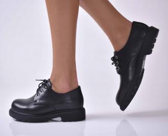 Дамски ежедневни обувки  черни  PGNC-1016047
