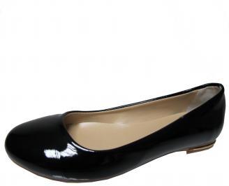 Дамски ежедневни обувки еко кожа/лак  черни ZZXB-22284