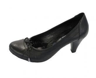 Дамски ежедневни обувки естествена кожа CNAT-10536