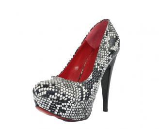 Дамски обувки еко кожа шарени XPGD-10456