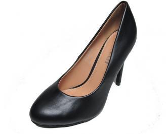 Дамски обувки еко кожа черни DCOK-15854