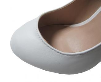 Дамски обувки еко кожа бели PHCZ-16052