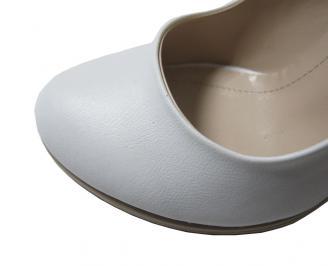 Дамски обувки еко кожа бели TUCJ-16126